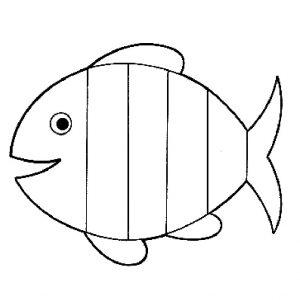 poissons drapeaux